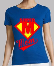 cooltee super maman super maman # 2. disponible uniquement dans la machine