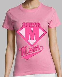 cooltee super maman super maman. disponible uniquement dans la machine