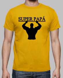 cooltee super papa. disponible uniquement en latostadora