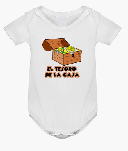 Ropa infantil Cooltee TESORO DE LA CASA . Solo disponible en latostadora