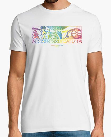 Cooperative action -shum- 2010 t-shirt