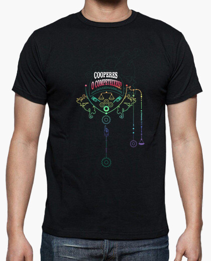 Cooperes or competeixes - 2010 t-shirt