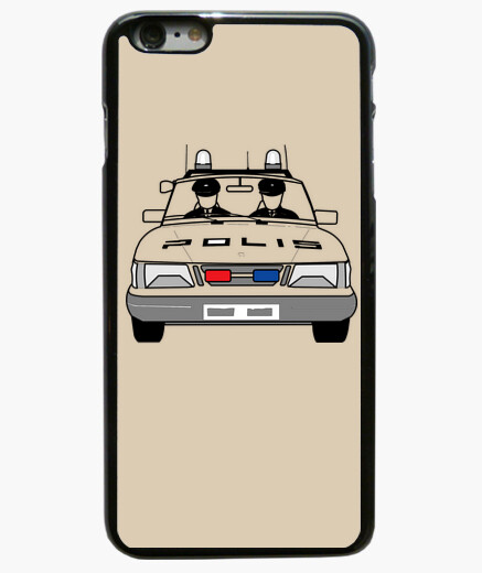 custodia iphone 6 polizia