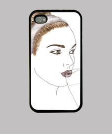 copertura smartphone tazza di lola kabuki