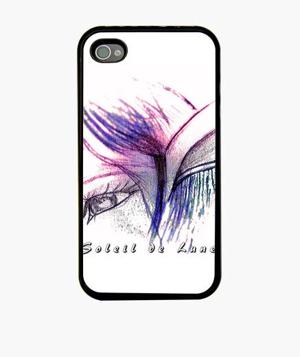 Coque iPhone Coque I phone - Elfe Violet