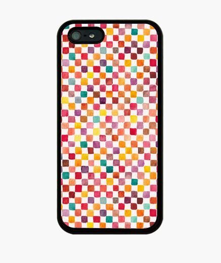 Coque iPhone 1. motif klee