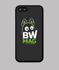 Coque Iphone 5/5S Bikerwolfmag Black
