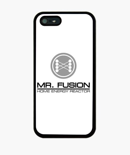 Coque Iphone 5/5s Mr.Fusion Retour vers le...