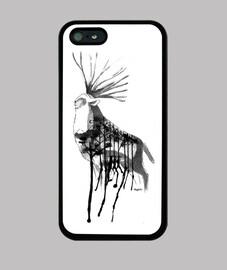 Coque iPhone 5 / 5s, noire