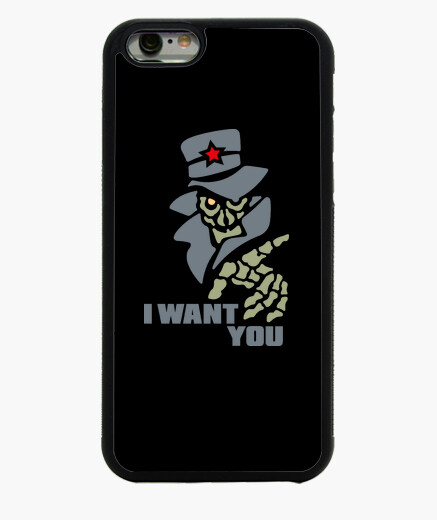 Coque Iphone 6 / 6S Coque IWantYouDeco by Stef