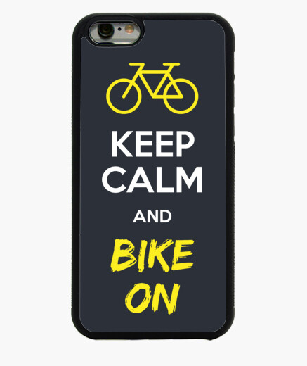 Coque Iphone 6 / 6S keep le and calm and...