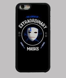 Coque iPhone 6, noire