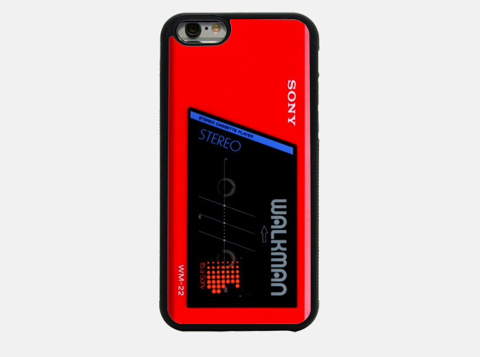 coque iphone 7 walkman