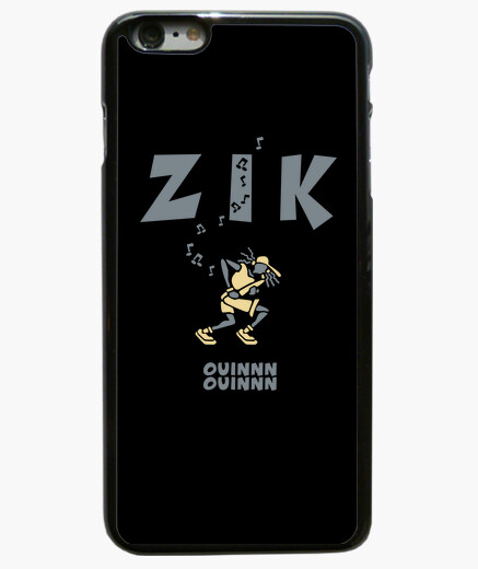 Coque Iphone 6 Plus / 6S Plus ZikSaxoDeco by Stef
