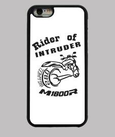 Coque iPhone 6 RIDER OF INTRUDER