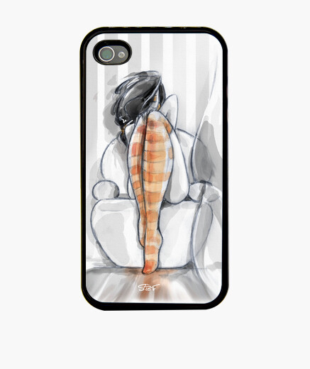 Coque iPhone Coque Col 1 4s By Stef