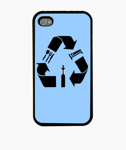 Coque iPhone Eat Sleep Vape Repeat