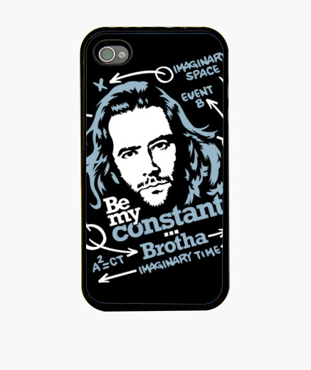 Coque iPhone LOST: Be my Constant, Brotha