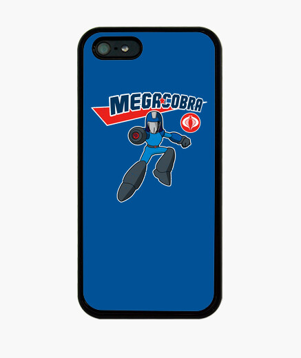 Coque iPhone megacobra
