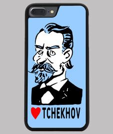 Coque smartphone portrait Anton Tchekhov
