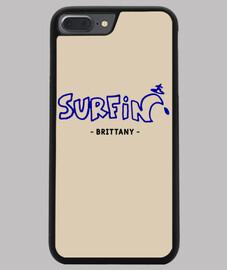 Coque smartphone surf Brittany