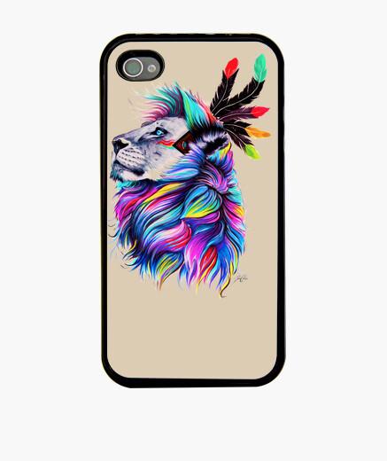coque iphone 4 lion