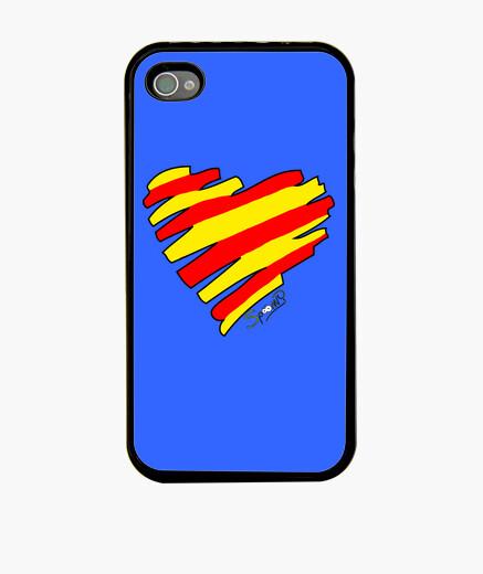 Funda iPhone Cor català