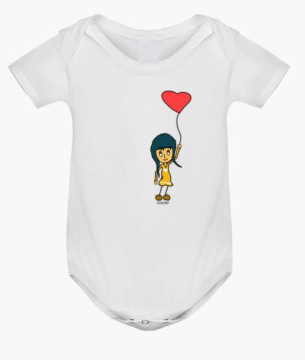 Ropa infantil Corazón