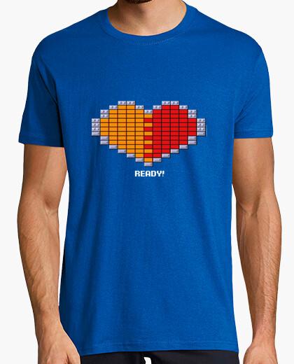 Camiseta Corazón - Arkanoid