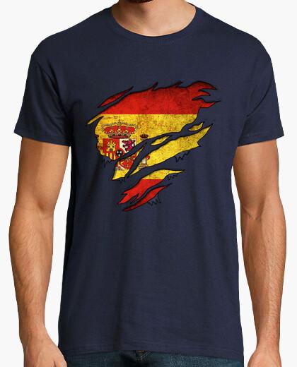 Camiseta Corazón Español