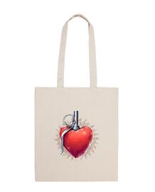 Corazón granada