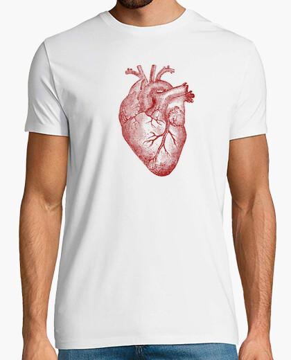 Camiseta Corazón Humano