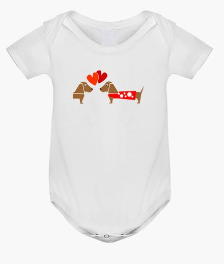 Kinderbekleidung corazon hunde