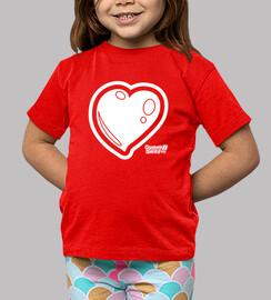 Corazón (INF manga corta)