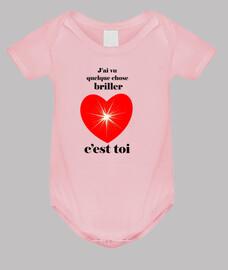 corazón ligero que el bebé