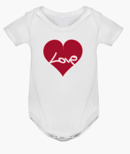 Ropa infantil CORAZON LOVE