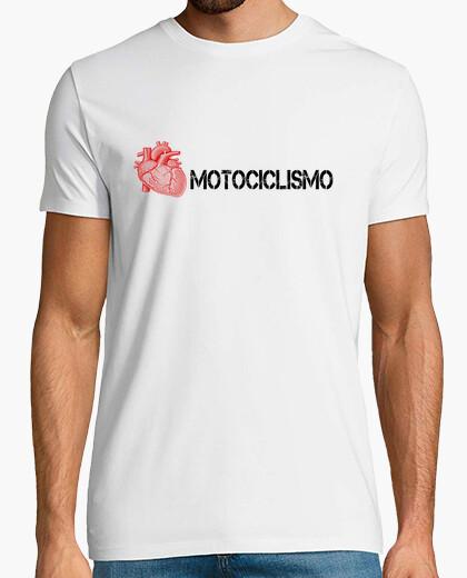Camiseta CORAZÓN MOTOCICLISMO