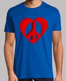Corazón Pacifista 3D