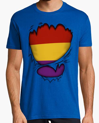 Camiseta Corazón Republicano