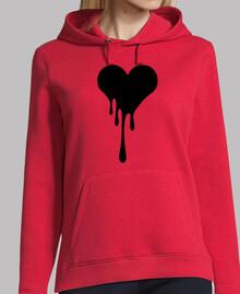 Corazón Sangrando - Personaliza el Text