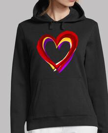 Corazón Tricolor