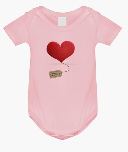 Ropa infantil Corazón Tricotado2