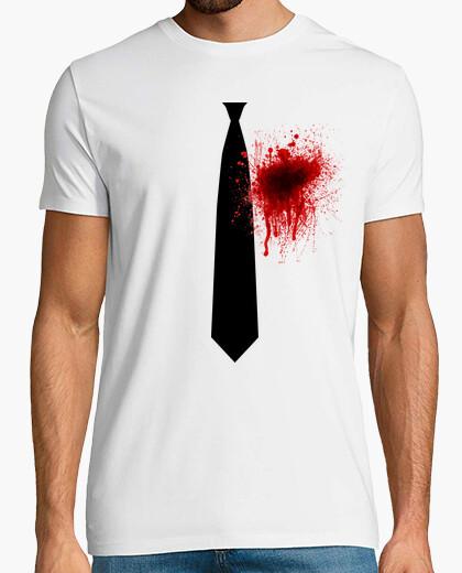 Camiseta Corbata Dexter