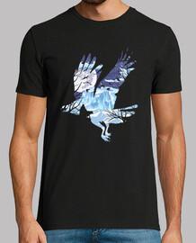 corbeau d'hiver