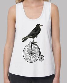 corbeau vélo