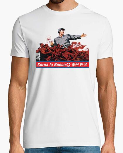Camiseta Corea la Buena Chico