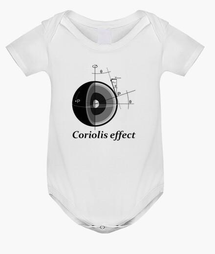 Ropa infantil Coriolis effect