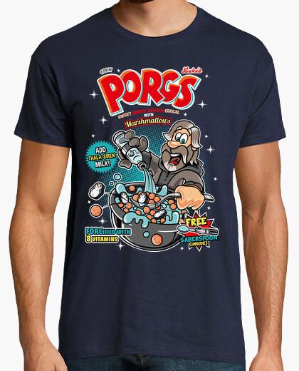 Camiseta Corn Porgs