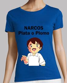 cornici serie / donna narcos