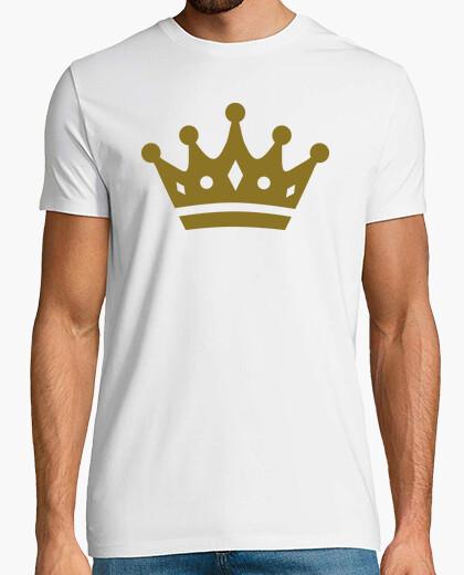 Camiseta corona